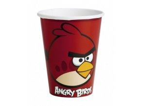 Kelímky 8 ks - Angry Birds