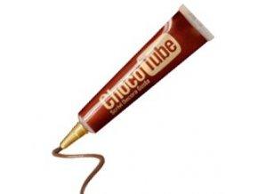 Decor gel v tubě - čokoládový