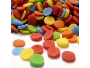 Cukrový posyp konfety - 20g