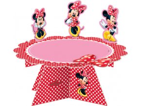 Stojan na dort - Minnie Mouse