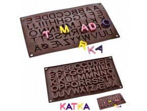 Silikon abeceda písmena OR273