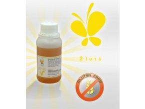 Airbrush jedlá barva 45ml - žlutá