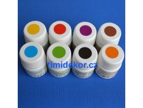 AROCO sada velkých barev 8 ks