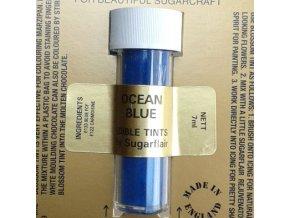 Prachová barva 2g - Ocean BLUE