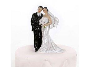 Svatební figurka - 1105