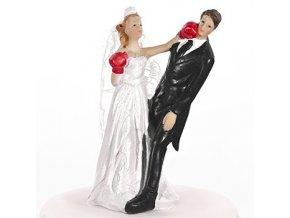 Svatební figurka - 1132