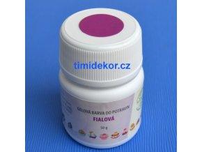 Gelová barva Aroco 50g - fialová