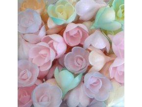 Dortové růže FR RPN500 mix - balení 30 ks