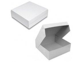 Dortová krabice 22x22 cm - 5 ks