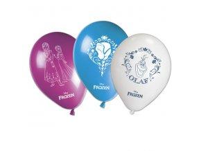 Balónky 8 ks - Frozen - Ledové království