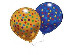Balónky 8 ks - konfety