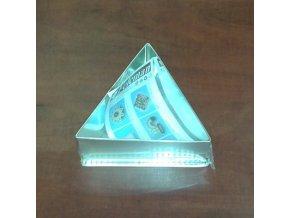 Dortová forma se dnem - trojúhelník malý