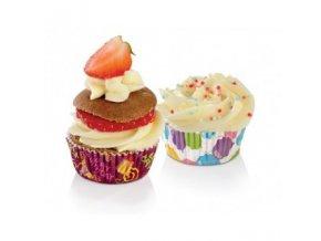 Cukrářské mini košíčky DELÍCIA - na párty
