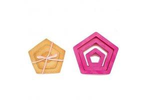 Vypichovač Decora - pětiúhelník