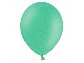 Balónky 5 ks pastelové - světlá tyrkysová