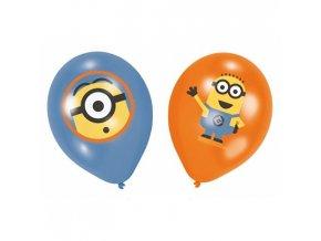 Balónky 6 ks - Mimoni