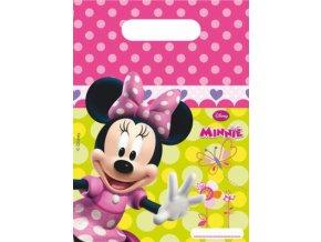 Dárková party taška 6 ks - Minnie Mouse