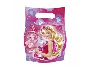 Dárková party taška 6 ks - Barbie