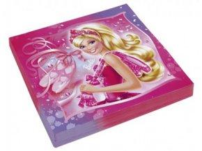 Ubrousky s potiskem - Barbie