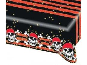 Party ubrus s potiskem - Piráti