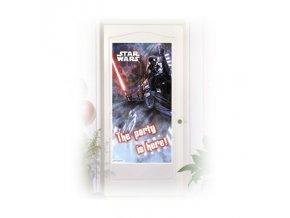 Plakát na dveře - Star Wars