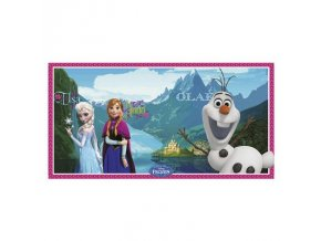 Plakát na zeď - Frozen
