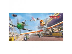 Plakát na zeď - Letadla