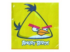 Ubrousky s potiskem - Angry Birds