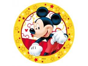 Jedlý papír C - Mickey Mouse