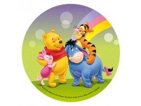 Jedlý papír C - Medvídek Pooh