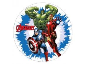Jedlý papír B - Avengers