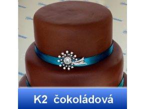 Čokoládová hmota K2 - 1 kg