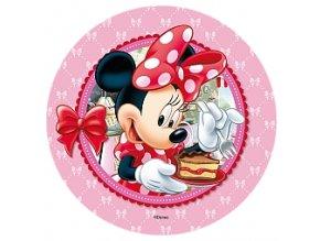 Jedlý papír D - Minnie Mouse