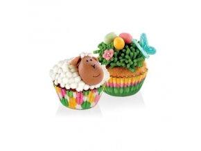 Cukrářské mini košíčky DELÍCIA - jarní