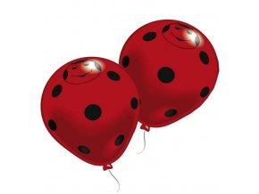 Balónky 8 ks - berušky