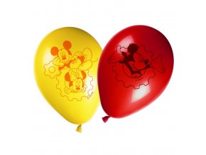 Balónky 8 ks - Mickey Mouse