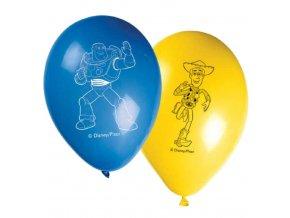 Balónky 8 ks - Toy Story