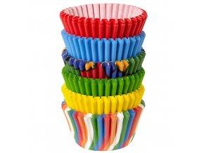 Košíčky malé WILTON 150ks - Primary Multicolor