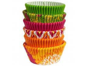 Košíčky velké WILTON 150ks - Neon Florals