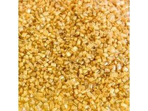Cukrové krystalky - zlaté - velké balení 250g