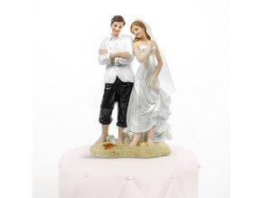Svatební figurka - 1149
