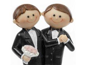 Svatební figurka - 1154