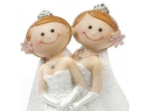 Svatební figurka - 1153