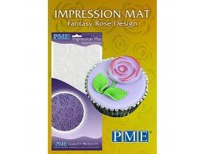 Otiskovací podložka PME - Rose Design