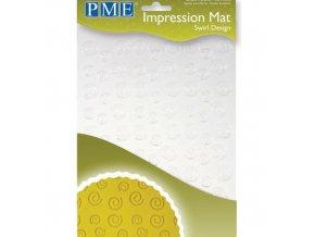 Otiskovací podložka PME - Swirl