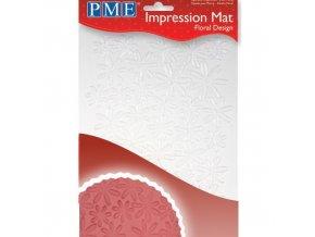Otiskovací podložka PME - Floral Design