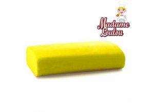 Potahovací hmota Madame Loulou - 250g - Žlutá