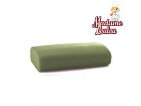 Potahovací hmota Madame Loulou - 250g - Olivová