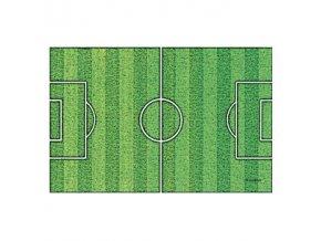 Jedlý papír Modecor - fotbalové hřiště