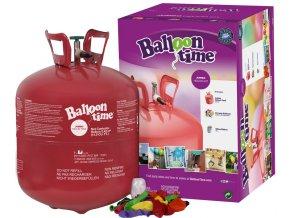Hélium Balloon time + 50 balónků ZDARMA
